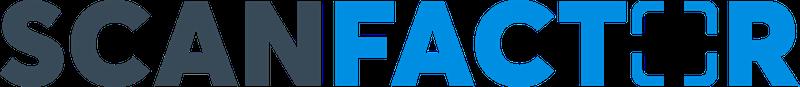 The ScanFactor Logo